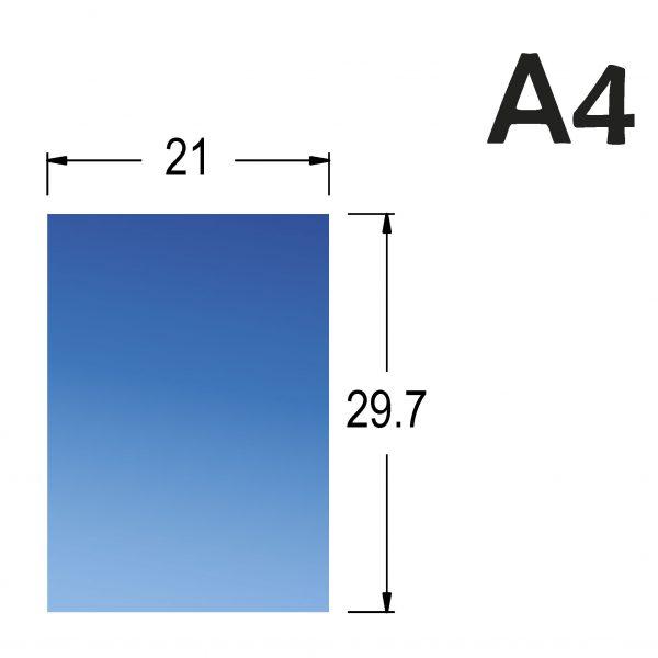 Talonario A4 (50 hojas + copias)