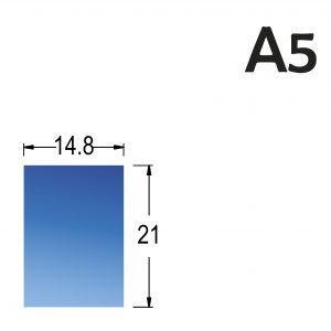 Talonario A5 (50 hojas + copias)