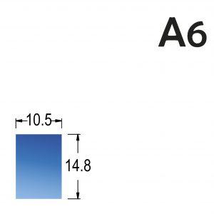 Rifas A6 (Sin matriz)