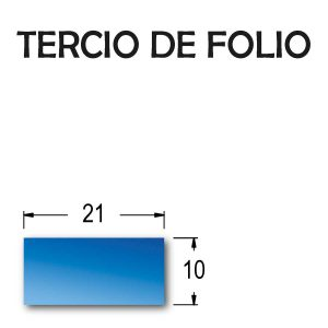 Flyer tercio de folio