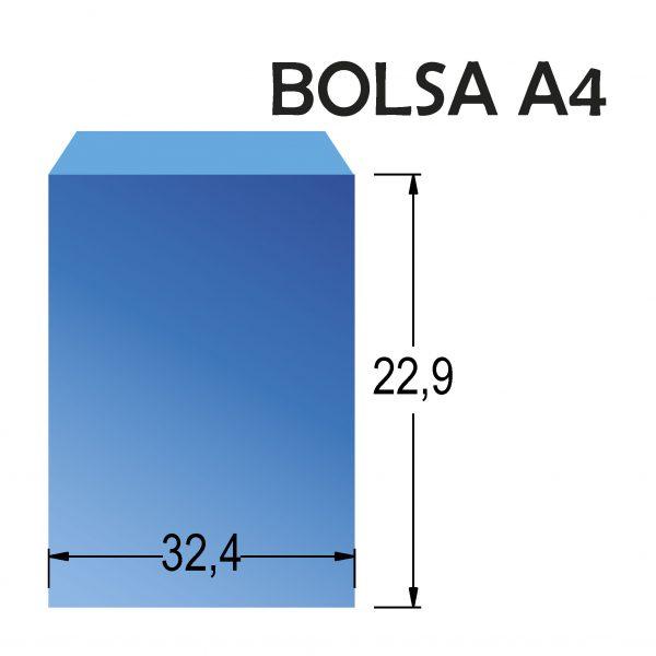 Sobre-Bolsa A4