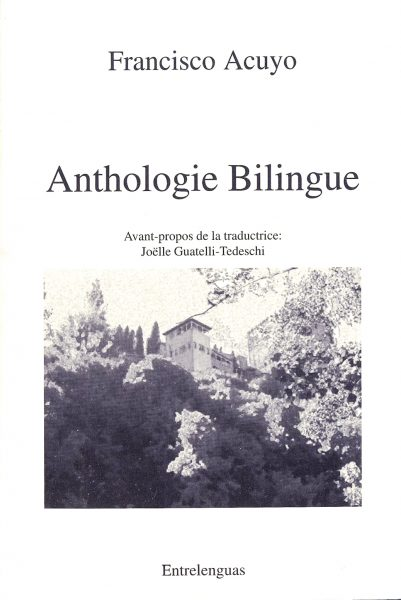 Anthologie Bilingüe