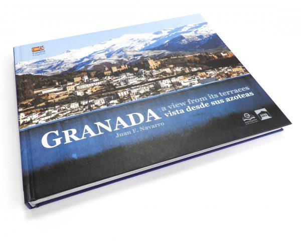 Granada vista desde sus azoteas