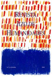 Jizo de Humanidades nº 2-3