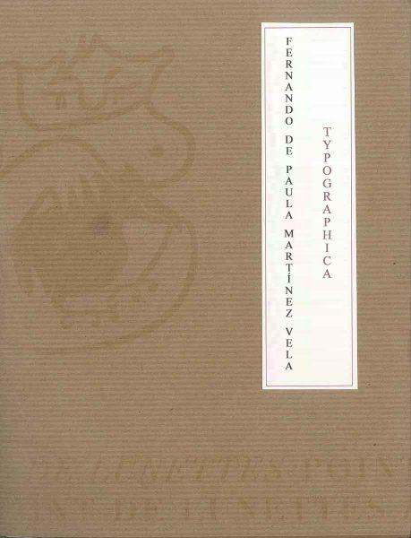 Typographica Ed. coleccionista