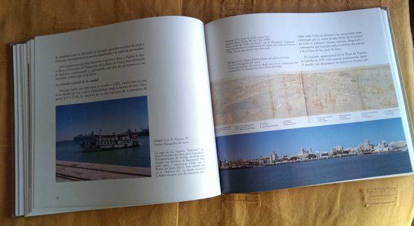 Fachadas marítimas de Cádiz